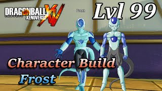 getlinkyoutube.com-Dragonball Xenoverse Character Builds: Frost