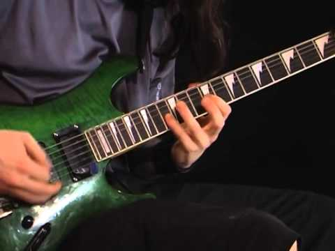 Killer Guitar Lick with Blues Scale - Lead Guitar Lesson