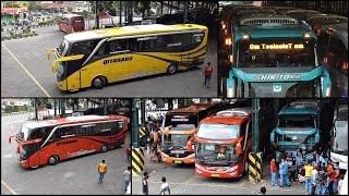 getlinkyoutube.com-QITARABU & EFISIENSI Jetbus SHD Telolet | Penampakan Agam Tungga Jaya SHD