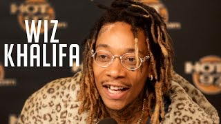 getlinkyoutube.com-Wiz Khalifa Breaks Down Kanye's Apology, Current Relationship w/Amber Rose & New Album