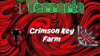 getlinkyoutube.com-Terraria (ios) 1.2 Crimson key farm