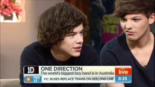 getlinkyoutube.com-One Direction full interview Sydney, Australia April 2012