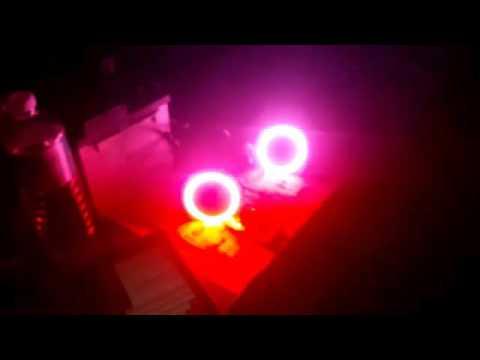 RGB devil eyes na HYUNDAI SOLARIS