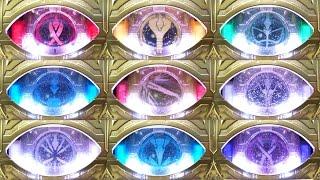 getlinkyoutube.com-仮面ライダーゴースト 全キラキラメッキver 金色塗装!DXゴーストドライバー Kamen Rider Ghost All Kirakira plated Ghost Icon