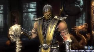 getlinkyoutube.com-Mortal Kombat 9 Walkthrough Story Mode Chapter 3 Scorpion 2011