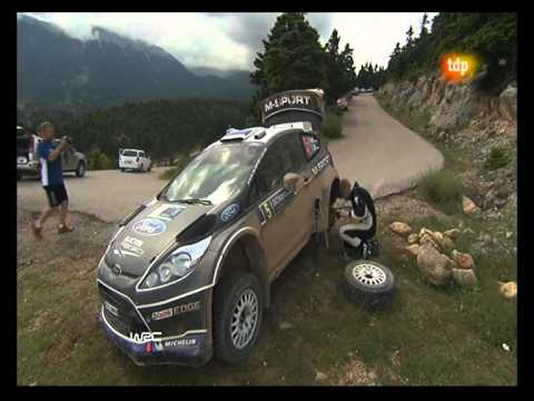 WRC 2012 - Rally de Grecia - Dia 1 - (3/3)