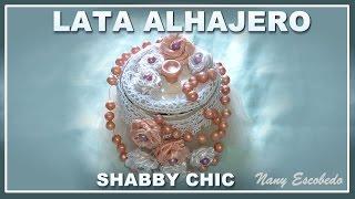 getlinkyoutube.com-LATA ALHAJERO SHABBY CHIC