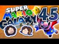 Super Mario Galaxy: Times New Broman - PART 45 - Game Grumps