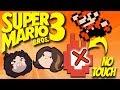 Mario 3: No Touch Challenge - PART 22 - Game Grumps