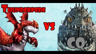 getlinkyoutube.com-Thunderpede vs Catastrophic Quaken