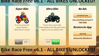 getlinkyoutube.com-Bike Race Free v6.1 - ALL BIKES UNLOCKED   except tournament bikes (ANDROID)