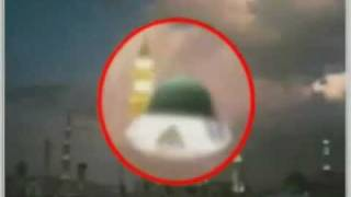 getlinkyoutube.com-Masjid Nabvi (SAW) real pic and video Mojza
