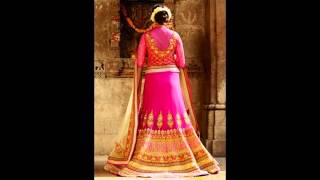 getlinkyoutube.com-latest desiger saree,suit and gown at Fashion bajzaar