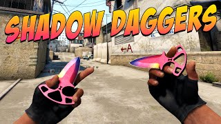 getlinkyoutube.com-CS:GO - Shadow Daggers (Fade) Gameplay