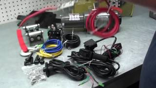 getlinkyoutube.com-Pt.1 How To Install A Winch On Your ATV/UTV At D-Ray's Shop
