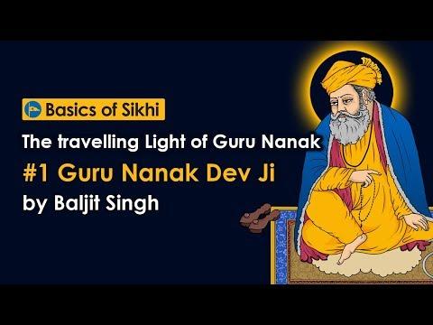 #1 12 Weeks 12 Gurus English Katha - Guru Nanak Dev Ji