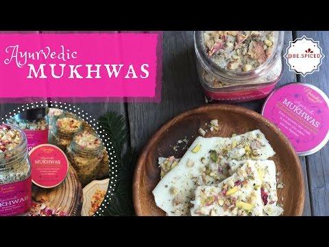 Ayurvedic Mukhwas   Post Meal TREAT   Heirloom Recipe