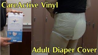 getlinkyoutube.com-CareActive Vinyl Incontinence diaper cover