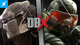 getlinkyoutube.com-DBX: Predator VS Prophet from Crysis