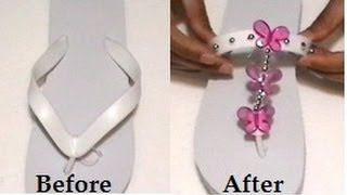 getlinkyoutube.com-Decorating Flip Flops
