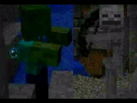 Zombie vs Skeleton - Epic Rap Battles of Minecraft #5