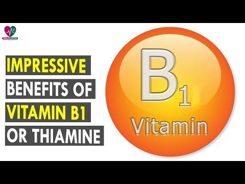Impressive Benefits Of Vitamin B1 Or Thiamine || Health Sutra - Best Health Tips
