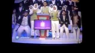 getlinkyoutube.com-Babak 1 Cepat Tepat Olimpiade Nasional Indonesia Cerdas RTV