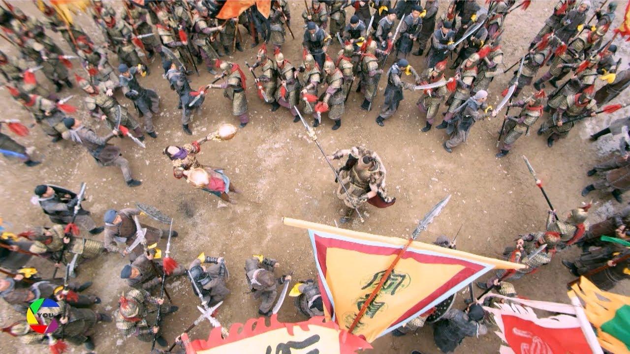 Những Thước Phim Võ Thuật Đỉnh Cao Trung Nguyên | Mọt Phim Hay