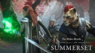 The Elder Scrolls Online - Summerset Cinematic Trailer