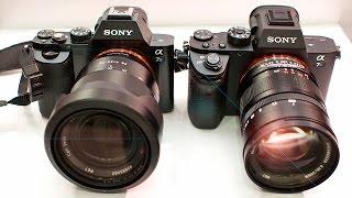 getlinkyoutube.com-Sony a7s II vs a7s - (ISO + Stabilization)