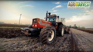 getlinkyoutube.com-Fiatagri 180-90 a piece of agricultural history (Full HD) [GoPro]