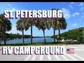 Fort Desoto Park Campground In St Petersburg FL