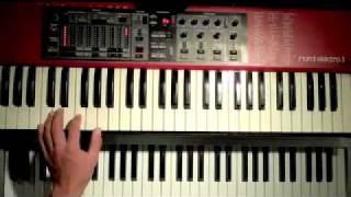 getlinkyoutube.com-Tutorial: Reggae Bubble On Organ