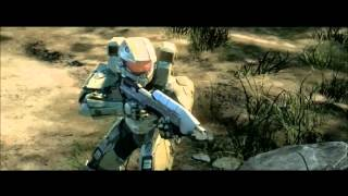getlinkyoutube.com-Halo 4 Lost in the Echo (Linkin Park)