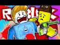 WORLDS WORST KILLER!! - Roblox Murder Mystery! WAshDubh & Speedy