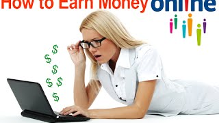 getlinkyoutube.com-How to make money online from 5 to 30 dollars per day