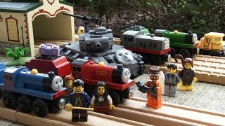 getlinkyoutube.com-Mike and Frank Banter: Sodor's Legend of the Lost Treasure, #ScarletFire, and EE93's Return