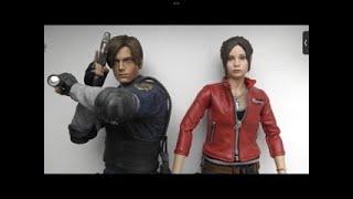 getlinkyoutube.com-Resident Evil 2 HD Remake сutscenes