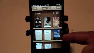استعراض برنامج iBooks