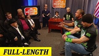 getlinkyoutube.com-FULL-LENGTH MOMENT - Raw - Little People's Court