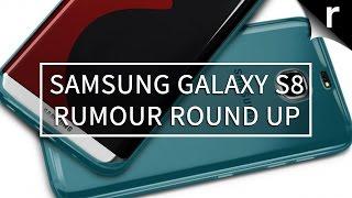 getlinkyoutube.com-Galaxy S8 Rumours 2017: Samsung's S8 already looks slick