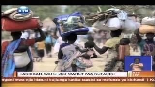 Zaidi ya watu 200 wahofiwa kufariki Sudan kusini katika ajali ya feri kwenye mto Nile
