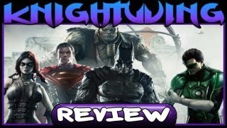 Injustice Gods Among Us Review