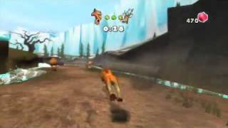 getlinkyoutube.com-Ice Age 3 Dawn Of The Dinosaurs - Chase Gameplay
