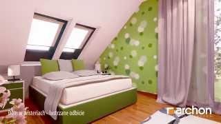 getlinkyoutube.com-Dom w wisteriach - lustrzane odbicie- Wirtualny spacer po wnętrzu. ARCHON+