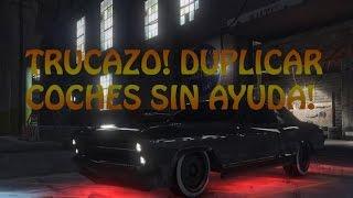 getlinkyoutube.com-GTA V ONLINE 1.30 TRUCAZO! DUPLICAR COCHES SIN AYUDAS Y SIN ESPERAS!! DINERO INFINITO !!!