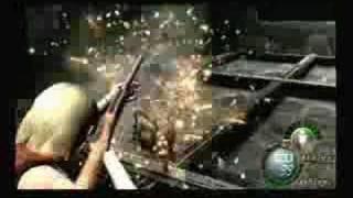 getlinkyoutube.com-Resident Evil 4 - Ashley using weapons