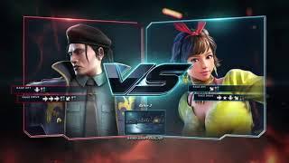 Tekken 7 Shahab Gilani(Dragunov) vs Awais Liaqat(Josie)ManiaX Fighters cup s2