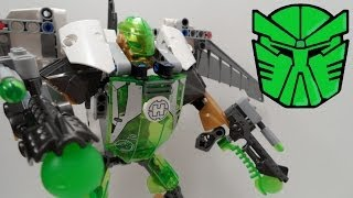 getlinkyoutube.com-Bioformer Review: Exo-Hero (Alt. Jet Rocka)