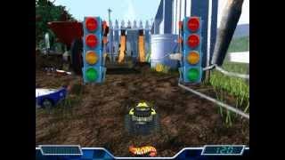 getlinkyoutube.com-Let's Play Hot Wheels Stunt Track Driver 2: Get'n Dirty